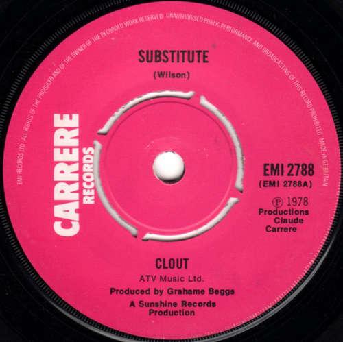 Bild Clout - Substitute (7, Single) Schallplatten Ankauf