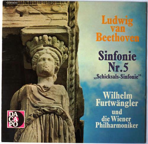 Bild Ludwig van Beethoven - Wilhelm Furtwängler - Sinfonie Nr. 5 C-Moll Op. 67 Schicksals-Sinfonie (LP, Wid) Schallplatten Ankauf
