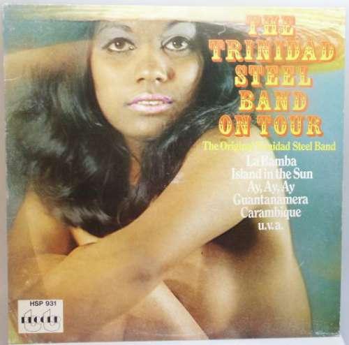 Cover The Original Trinidad Steel Band - The Trinidad Steel Band On Tour (LP) Schallplatten Ankauf
