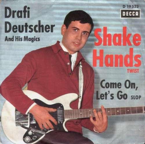 Bild Drafi Deutscher And His Magics - Shake Hands (7, Single) Schallplatten Ankauf