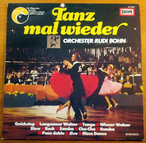 Cover Orchester Rudi Bohn* - Tanz Mal Wieder (LP) Schallplatten Ankauf