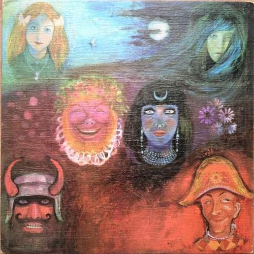 Bild King Crimson - In The Wake Of Poseidon (LP, Album) Schallplatten Ankauf