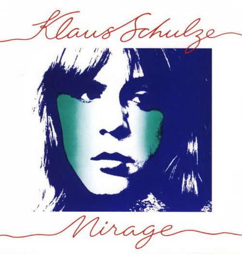 Cover Klaus Schulze - Mirage (LP, Album, RE) Schallplatten Ankauf