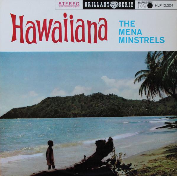 Cover The Mena Minstrels - Hawaiiana (LP) Schallplatten Ankauf
