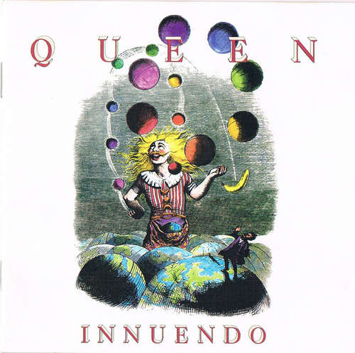 Cover Queen - Innuendo (CD, Album) Schallplatten Ankauf
