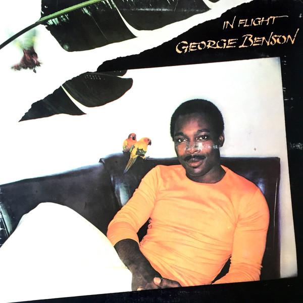 Bild George Benson - In Flight (LP, Album, Win) Schallplatten Ankauf