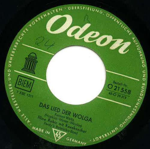 Bild Nino Robić - Das Lied Der Wolga (7, Single) Schallplatten Ankauf