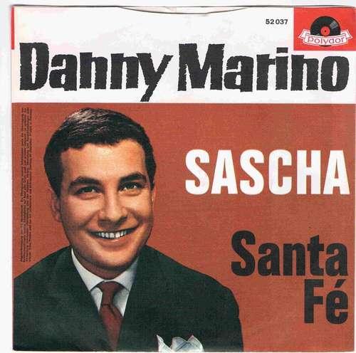 Bild Danny Marino (2) - Sascha / Santa Fé (7, Single) Schallplatten Ankauf