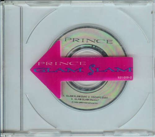 Cover Prince - Glam Slam (CD, Mini, Single) Schallplatten Ankauf