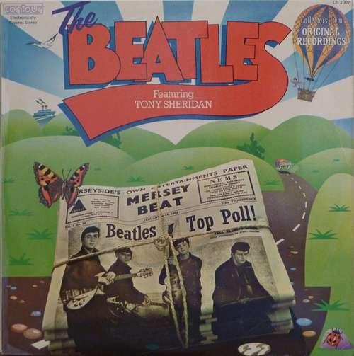 Cover The Beatles Featuring Tony Sheridan - The Beatles Featuring Tony Sheridan (LP, Comp, RE) Schallplatten Ankauf