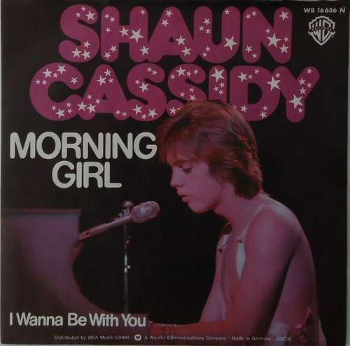 Bild Shaun Cassidy - Morning Girl (7, Single) Schallplatten Ankauf