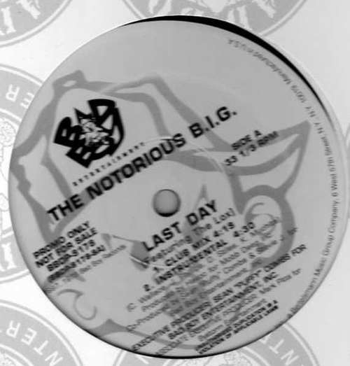 Cover Notorious B.I.G., The* - Last Day / I Got A Story To Tell (12, Promo) Schallplatten Ankauf