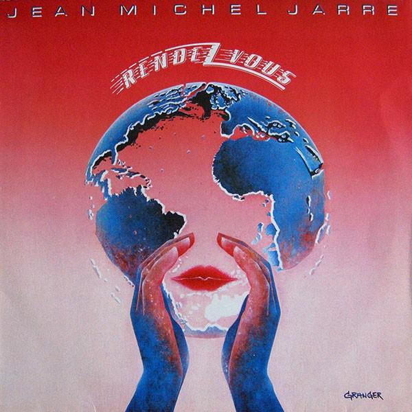 Cover Jean-Michel Jarre - Rendez-Vous (LP, Album) Schallplatten Ankauf