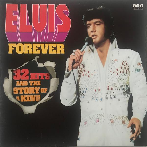 Cover Elvis Presley - Elvis Forever (2xLP, Comp, Gat) Schallplatten Ankauf