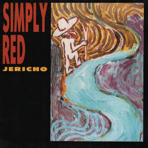 Cover zu Simply Red - Jericho (12) Schallplatten Ankauf