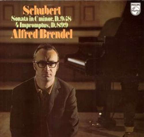 Bild Schubert* / Alfred Brendel - Sonata In C Minor, D.958 / 4 Impromptus, D.899 (LP) Schallplatten Ankauf