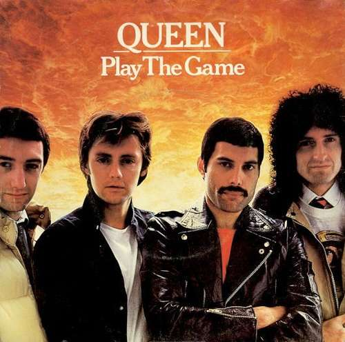 Cover zu Queen - Play The Game (7, Single) Schallplatten Ankauf
