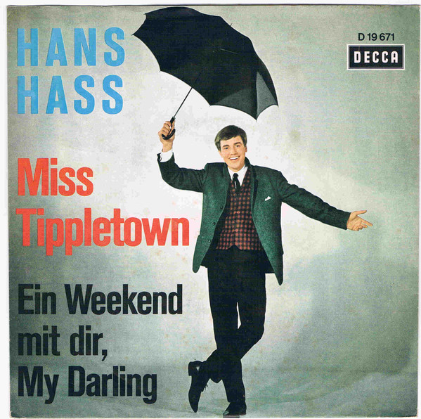 Bild Hans Hass* - Miss Tippletown (7, Single) Schallplatten Ankauf