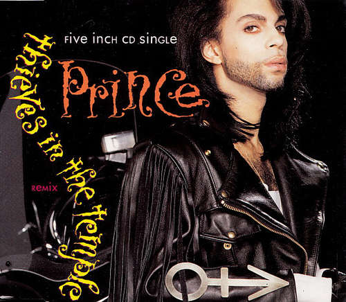 Cover Prince - Thieves In The Temple (Remix) (CD, Single) Schallplatten Ankauf