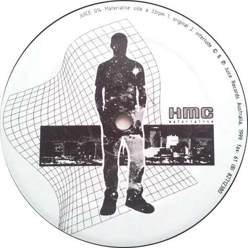 Cover Materialise Schallplatten Ankauf