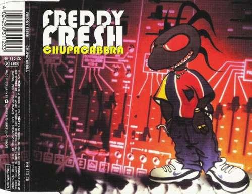 Cover zu Freddy Fresh - Chupacabbra (CD, Maxi) Schallplatten Ankauf