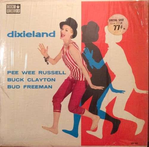 Bild Pee Wee Russell, Bud Freeman And Buck Clayton With His All-Stars - Dixieland (LP, Mono) Schallplatten Ankauf