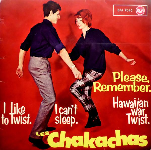 Bild Les Chakachas* - Twist Par Les Chakachas (7, EP) Schallplatten Ankauf