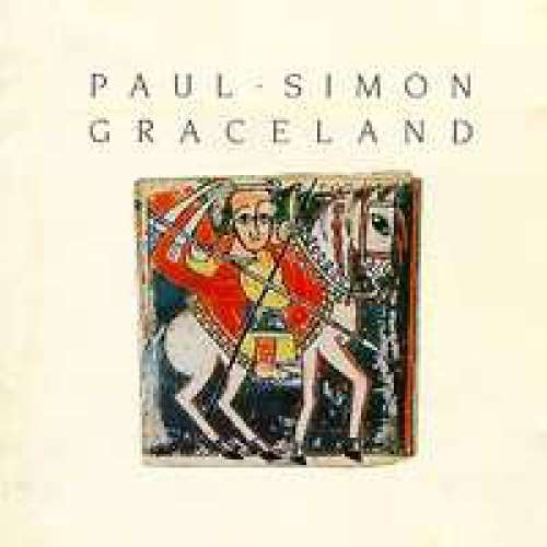 Bild Paul Simon - Graceland (LP, Album) Schallplatten Ankauf