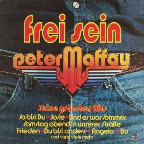Cover Peter Maffay - Frei Sein - Seine Grössten Hits (LP, Comp) Schallplatten Ankauf