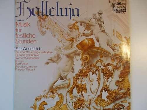 Bild Various - Halleluja (Musik Für Festliche Stunden) (LP, Comp) Schallplatten Ankauf