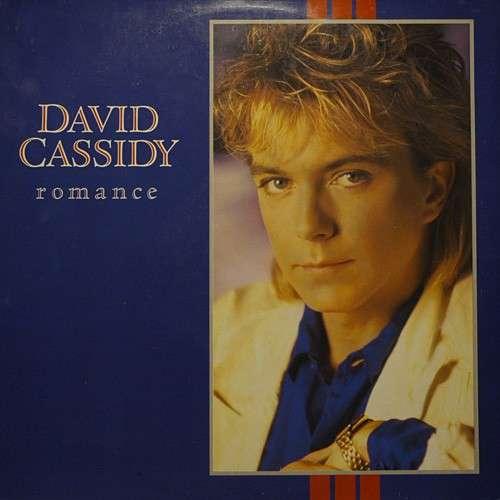 Bild David Cassidy - Romance (LP, Album, Whi) Schallplatten Ankauf