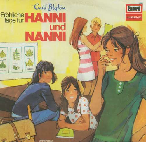 Bild Enid Blyton - Fröhliche Tage Für Hanni Und Nanni (LP) Schallplatten Ankauf