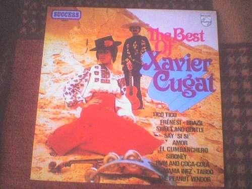 Cover Xavier Cugat - The Best Of Xavier Cugat (LP, Comp) Schallplatten Ankauf