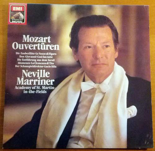 Bild Mozart*, Neville Marriner*, Academy Of St. Martin-in-the-Fields* - Overtüren (LP, Album, Club) Schallplatten Ankauf