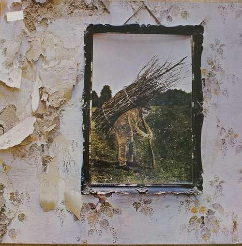 Bild Led Zeppelin - Untitled (LP, Album, RE, Gat) Schallplatten Ankauf