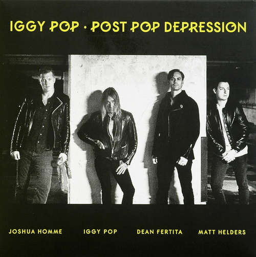 Cover Iggy Pop - Post Pop Depression (LP, Album) Schallplatten Ankauf