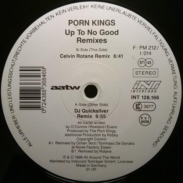 Cover Porn Kings - Up To No Good (Remixes) (12) Schallplatten Ankauf