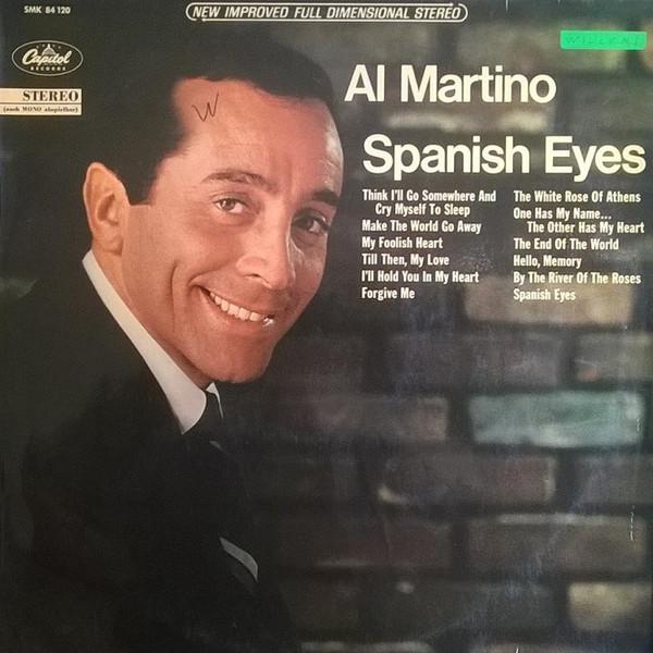 Bild Al Martino - Spanish Eyes (LP) Schallplatten Ankauf