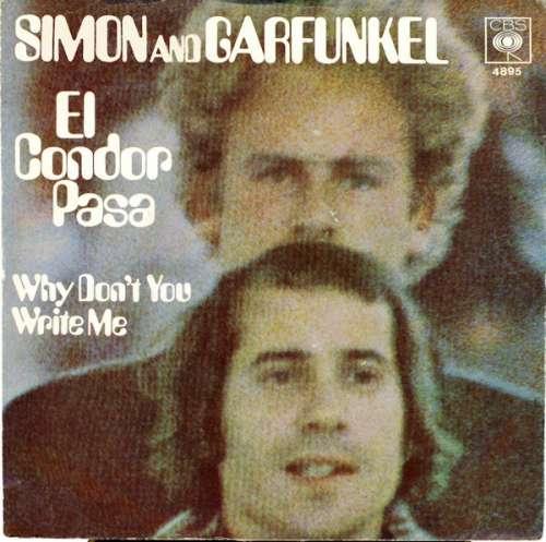 Bild Simon And Garfunkel* - El Condor Pasa (7, Single) Schallplatten Ankauf