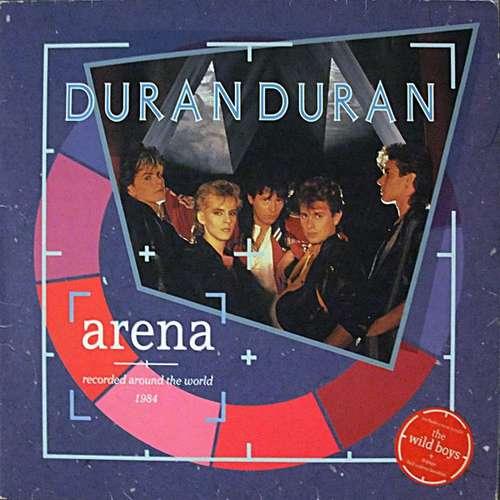 Cover zu Duran Duran - Arena (LP, Album, Gat) Schallplatten Ankauf