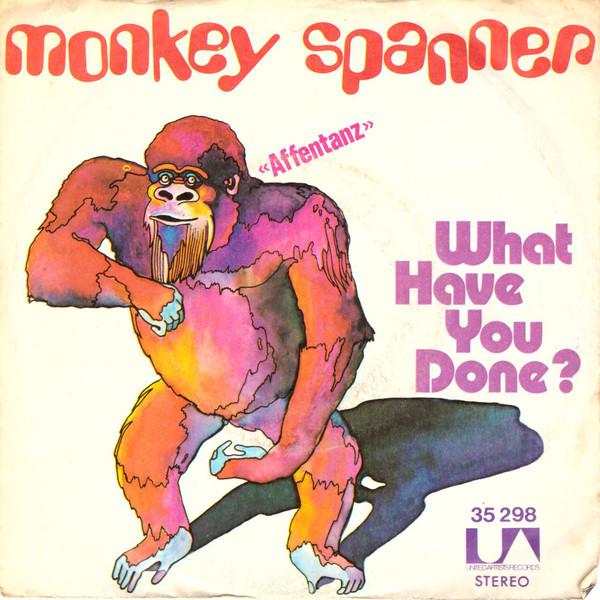 Bild Stampede (11) - Monkey Spanner (7, Single) Schallplatten Ankauf