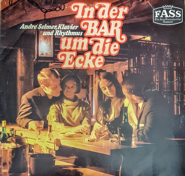 Bild André Selmer - In Der Bar Um Die Ecke (LP) Schallplatten Ankauf