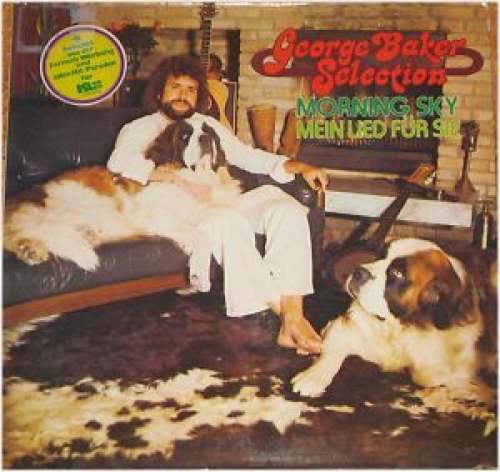 Bild George Baker Selection - Morning Sky - Mein Lied Für Sie (LP, Album, Gat) Schallplatten Ankauf