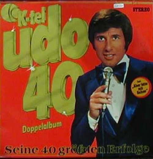 Bild Udo Jürgens - Udo 40 - Seine 40 Größten Erfolge (2xLP, Comp) Schallplatten Ankauf