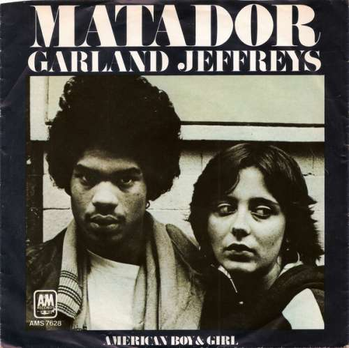 Cover Garland Jeffreys - Matador (7, Single) Schallplatten Ankauf