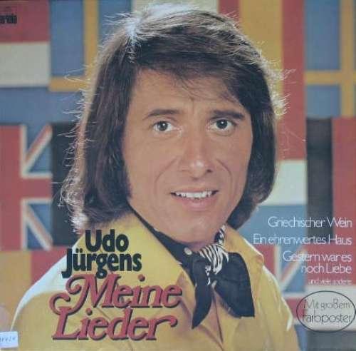 Bild Udo Jürgens - Meine Lieder (LP, Album) Schallplatten Ankauf