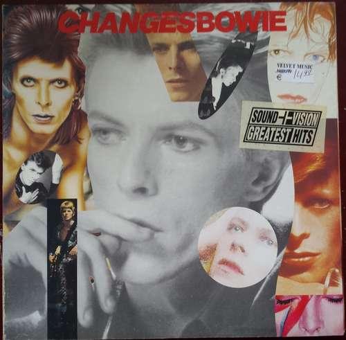 Cover David Bowie - Changesbowie (2xLP, Comp, RM, Gat) Schallplatten Ankauf