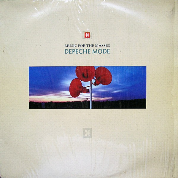 Cover Depeche Mode - Music For The Masses (LP, Album) Schallplatten Ankauf