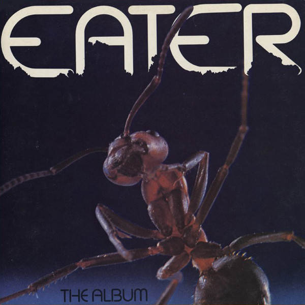 Cover Eater (2) - The Album (LP, Album) Schallplatten Ankauf