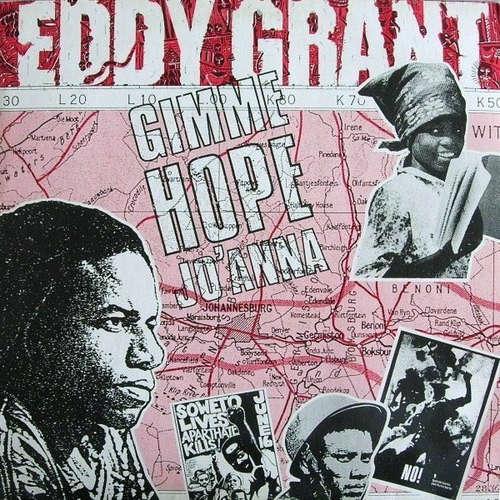 Cover Eddy Grant - Gimme Hope Jo'Anna (12) Schallplatten Ankauf